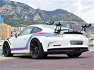 Porsche GT3 RS PDK 500 CV MARTINI RACING - MONACO Blanc  - 17