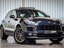 Porsche Macan Essence Pano,1ere Main, Toi Pano, 32791Kms Bleu Peinture métallisée  - 1