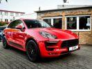 Porsche Macan gts  rouge carmin  - 7