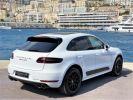 Porsche Macan GTS 3.0 V6 PDK 360 CV - MONACO Blanc  - 4