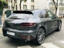 Porsche Macan PORSCHE MACAN TURBO /FRANCE /2018 /FULL OPTIONS/ PSE /CHRONO /TVA /ETAT NEUF Gris  - 7