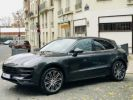 Porsche Macan PORSCHE MACAN TURBO /FRANCE /2018 /FULL OPTIONS/ PSE /CHRONO /TVA /ETAT NEUF Gris  - 9