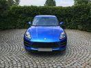Porsche Macan TURBO 3.6 400 CH BLEU  - 3