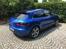 Porsche Macan TURBO 3.6 400 CH BLEU  - 4