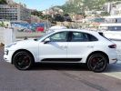 Porsche Macan TURBO 3.6 V6 PDK 400 CV - MONACO Blanc   - 2
