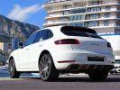 Porsche Macan TURBO 3.6 V6 PDK 400 CV - MONACO Blanc   - 16