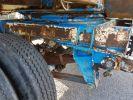 Remolque Samro Gondola lleva maquinas PORTE-ENGINS 2 essieux BLANC - BLEU - 14