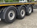 Remorque Kässbohrer Porte container KASSBOHRER 3 ESSIEUX PLATEAU MULTIMODAL PORTE CONTENEURS  - 11