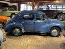 Renault 4CV Strictement d'origine ! Bleu  - 2