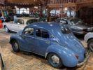 Renault 4CV Strictement d'origine ! Bleu  - 3