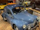 Renault 4CV Strictement d'origine ! Bleu  - 1