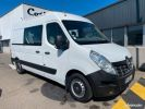 Renault Master l2h2 cabine approfondie 7 places   - 1
