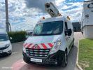 Renault Master l2h2 nacelle Time France 128.000km   - 2