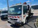 Renault Maxity benne grue palfinger pk3400 54.000km avec radio commande   - 2