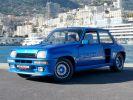 Renault R5 Turbo TURBO - N° 351 Bleu Olympe Vendu - 1