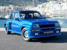 Renault R5 Turbo TURBO - N° 351 Bleu Olympe Vendu - 4