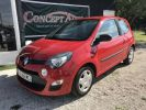 Renault TWINGO rouge  Occasion - 1