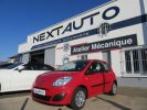 Renault TWINGO II 1.2 60CH AUTHENTIQUE Rouge Occasion - 1