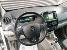 Renault Zoe intens charge rapide bva iii Blanc Occasion - 6