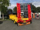 Trailer Actm Heavy equipment carrier body Jaune et rouge - 3