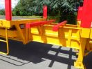 Trailer Platform body Jaune - 4