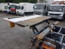 Trucks Renault Midlum Container carrier body 220dxi.12 PORTE-CAISSE 6m80 BLEU - 10