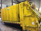 Trucks Spitzer Refuse collector body CAISSON BENNE A ORDURES MENAGERES SEMAT JAUNE - 7