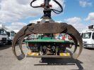 Trucks Mercedes Actros Timber truck body 3351 KN 6x4 V8 + JONSERED 2490 BLANC - VERT - 10