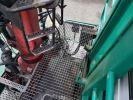 Trucks Mercedes Actros Timber truck body 3351 KN 6x4 V8 + JONSERED 2490 BLANC - VERT - 11
