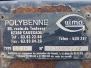 Utilitaires divers Ampliroll Polybenne Appareil POLYBENNE GUIMA BS 16 - 26T GRIS Occasion - 12