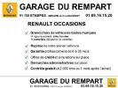 Utilitaires divers Renault Kangoo 1.5 dCi 75 Energy Confort FT BLANC - 9