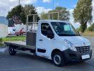 Varias utilidades Renault Master Chasis cabina 125 CV PLATEAU PORTE VERRE MIROITIER COFFRE BLANC - 2