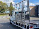 Varias utilidades Renault Master Chasis cabina 125 CV PLATEAU PORTE VERRE MIROITIER COFFRE BLANC - 5
