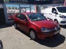 Volkswagen Golf confort ROUGE METAL Occasion - 2