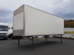 Caisse mobile FOURGON 51m3