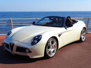 Alfa Romeo 8C SPIDER LAUNCH EDITION 450 CV – SERIE LIMITEE Vendu