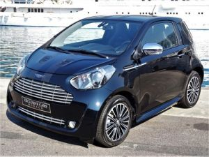 Aston Martin CYGNET 1.3 VVT CVT AUTOMATIQUE LAUNCH EDITION Vendu