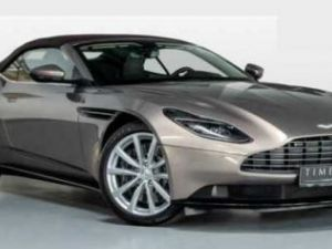 Aston Martin DB11 VOLANTE V8 4.0 MODEL 2020 BLACK BODYPACK Occasion