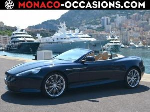 Aston Martin DB9 V12 5.9 517ch Touchtronic II Occasion