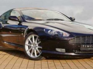 Aston Martin DB9 V12 6.0 Touchtronic  Occasion