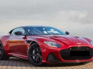 Aston Martin DBS SUPERLEGGERA # Hyper Red AML Special # Occasion