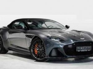 Aston Martin DBS SUPERLEGGERA VOLANTE # Cuir sublime DUO TONE  Occasion