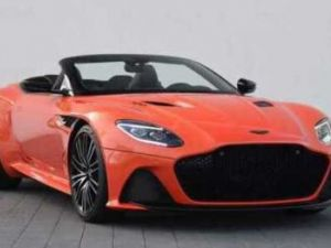 Aston Martin DBS SUPERLEGGERA VOLANTE#ORANGE COSMOS# Occasion