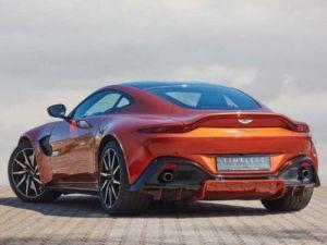 Aston Martin V8 Vantage NEW VANTAGE#PACK SPORT PLUS#BODYPACK BLACK Occasion