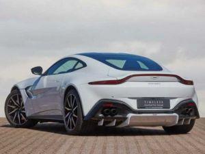 Aston Martin V8 Vantage PACK EXTERIOR BLACK#PACK SPORT PLUS Occasion