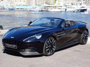 Aston Martin VANQUISH 6.0 V12 VOLANTE TOUCHTRONIC III 576 CV - MONACO Occasion