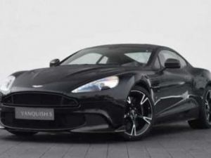 Aston Martin VANQUISH S V12 6.0 602 Ch TOUCHTRONIC 3  Direction