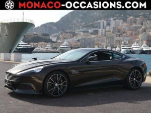 Aston Martin VANQUISH V12 5.9 570ch Touchtronic II Occasion