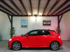 Audi A1 Sportback 30 TFSI 116 CV SLINE BVA Occasion