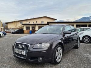 Audi A3 2.0 tdi 140 quattro ambition luxe 01/2008 CUIR REGULATEUR Occasion